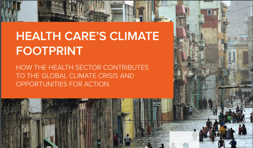 Arup report on healthcare